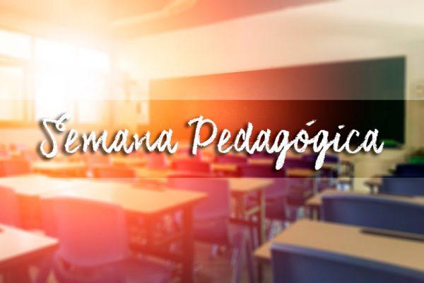 c20c78454 Semana Pedagógica: Mais da pedagogia dos resultados com roteiro da gestão  empresarial