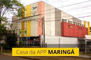 Casa da APP de Maringá