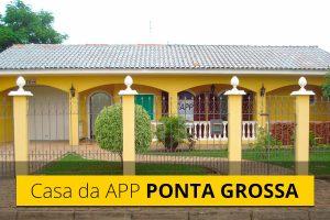 Casa da APP de Ponta Grossa