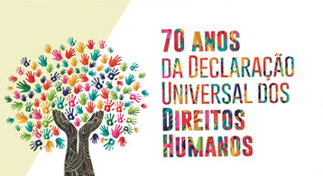 70 anos Declaração Direitos Humanos