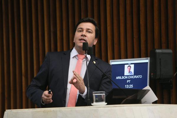 Arilson Chiorato