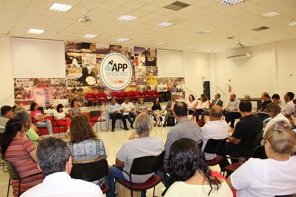 Foto: APP-Sindicato